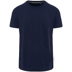 vaatteet Miehet Lyhythihainen t-paita Kariban Vintage KV2106 Vintage Navy