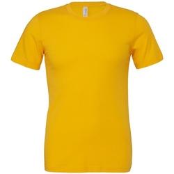 vaatteet Lyhythihainen t-paita Bella + Canvas CV3001 Gold