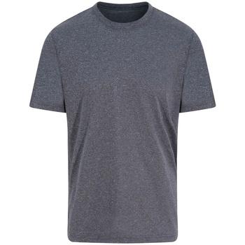 vaatteet Lyhythihainen t-paita Awdis JC004 Black Urban Marl