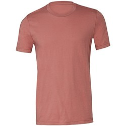 vaatteet Lyhythihainen t-paita Bella + Canvas CV3001 Mauve