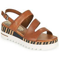 kengät Naiset Sandaalit ja avokkaat Marco Tozzi ANTINI Cognac