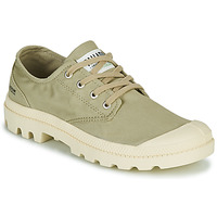 kengät Matalavartiset tennarit Palladium PAMPA OX ORGANIC II Green