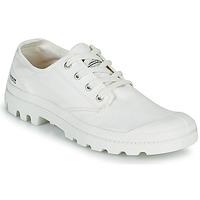 kengät Matalavartiset tennarit Palladium PAMPA OX ORGANIC II Valkoinen
