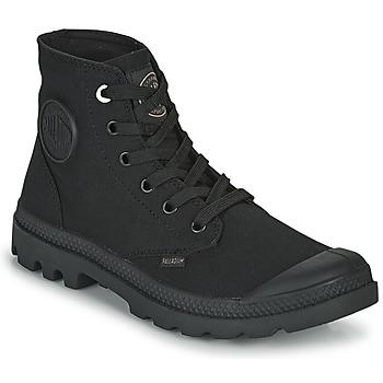 kengät Bootsit Palladium MONO CHROME Musta
