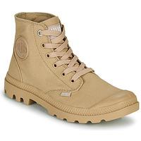 kengät Bootsit Palladium MONO CHROME Beige
