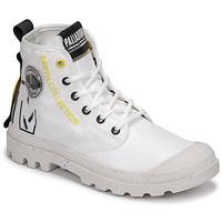 kengät Bootsit Palladium PAMPA RCYCL METRO Valkoinen