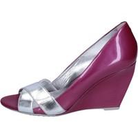 kengät Naiset Korkokengät Hogan BK708 Violetti