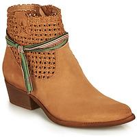 kengät Naiset Bootsit Felmini WEST Ruskea