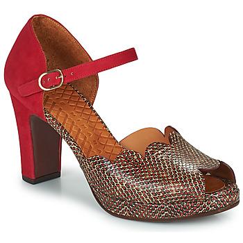 kengät Naiset Sandaalit ja avokkaat Chie Mihara NADILA Punainen