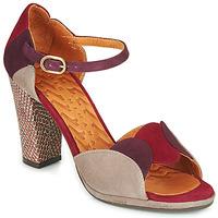 kengät Naiset Sandaalit ja avokkaat Chie Mihara ADAIR Viininpunainen / Beige