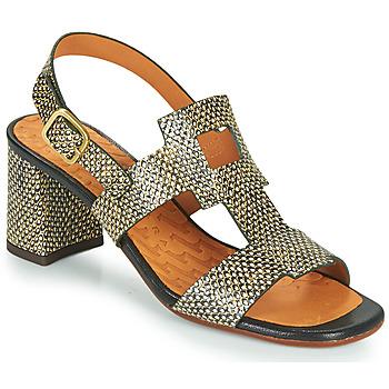 kengät Naiset Sandaalit ja avokkaat Chie Mihara LUSCA Musta / Beige