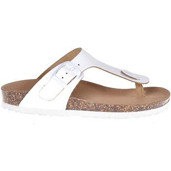 kengät Lapset Varvassandaalit Bionatura 22B 1010 Valkoinen