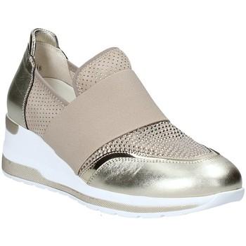 kengät Naiset Tennarit Melluso R20413 Kulta