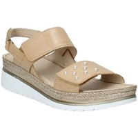 kengät Naiset Sandaalit ja avokkaat Melluso 019080F Ruskea