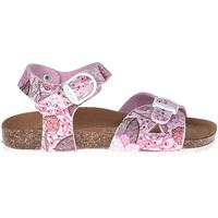 kengät Tytöt Sandaalit ja avokkaat Bionatura CHIARA IMB Vaaleanpunainen