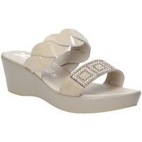 kengät Naiset Sandaalit Susimoda 1440-01 Beige