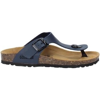 kengät Lapset Varvassandaalit Gold Star 1830 Sininen