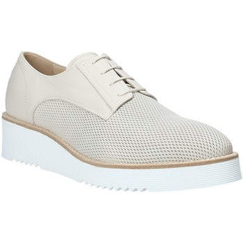 kengät Naiset Derby-kengät Nero Giardini P907701D Valkoinen