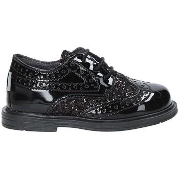 kengät Lapset Derby-kengät Melania ME1287B9I.B Musta