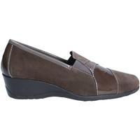 kengät Naiset Mokkasiinit Susimoda 8705 Ruskea