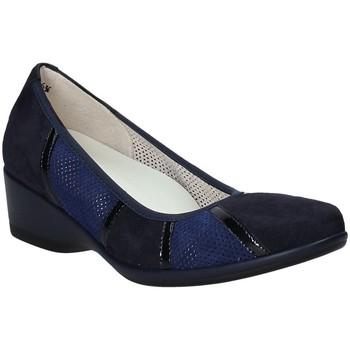 kengät Naiset Balleriinat Melluso R30532 Sininen