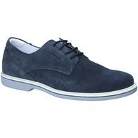 kengät Miehet Derby-kengät IgI&CO 1107633 Sininen