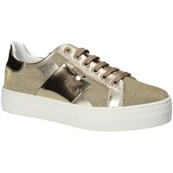 kengät Naiset Matalavartiset tennarit Keys 5541 Keltainen