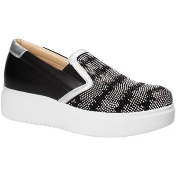 kengät Naiset Tennarit Exton E02 Musta