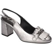 kengät Naiset Korkokengät IgI&CO 3179811 Hopea