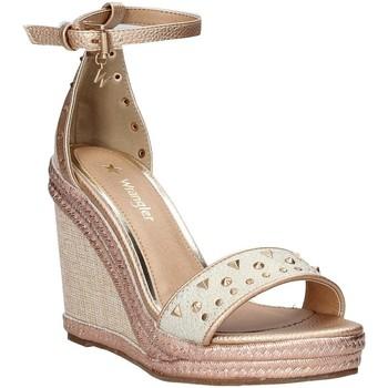 kengät Naiset Sandaalit ja avokkaat Wrangler WL91592A Vaaleanpunainen