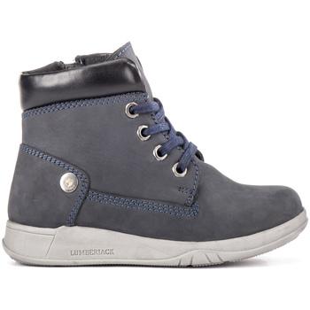 kengät Lapset Bootsit Lumberjack SB29501 001 D01 Sininen