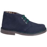 kengät Lapset Bootsit Grunland PO0577 Sininen