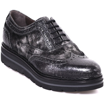 kengät Naiset Derby-kengät Nero Giardini A806371D Harmaa