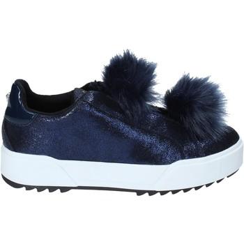 kengät Naiset Tennarit Apepazza HYB04 Sininen