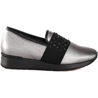 kengät Naiset Tennarit Melluso R25017P Harmaa