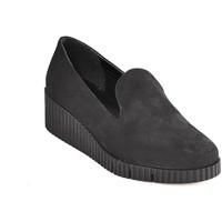 kengät Naiset Mokkasiinit The Flexx D2037_10 Musta