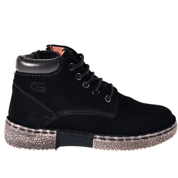 kengät Lapset Bootsit Grunland PO1396 Sininen