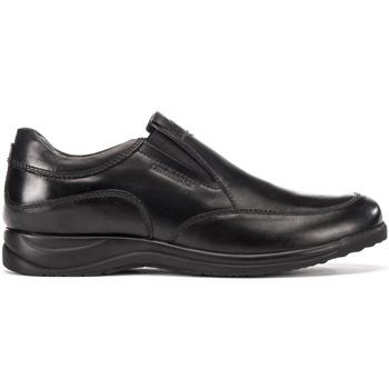 kengät Miehet Mokkasiinit Lumberjack SM03502 003 B01 Musta