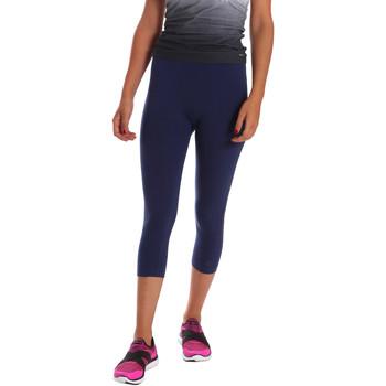 vaatteet Naiset Legginsit Key Up 5LI23 0001 Sininen