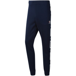 vaatteet Miehet Verryttelyhousut Reebok Sport DT8141 Sininen