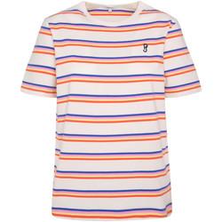 vaatteet Naiset Lyhythihainen t-paita Pepe jeans PL504450 Beige