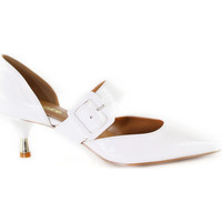 kengät Naiset Korkokengät Grace Shoes 319R004 Valkoinen