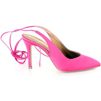 kengät Naiset Korkokengät Grace Shoes 038138 Vaaleanpunainen