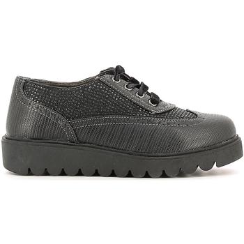kengät Lapset Derby-kengät Didiblu D3165 Musta
