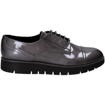 kengät Naiset Derby-kengät Geox D640BD 000EV Harmaa