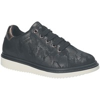 kengät Tytöt Derby-kengät Geox J744FA 00077 Musta