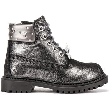kengät Lapset Bootsit Lumberjack SG00101 013 A11 Musta