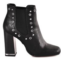 kengät Naiset Nilkkurit Gattinoni PINDL0774W Musta