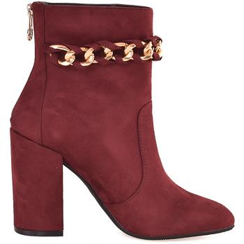 kengät Naiset Nilkkurit Gattinoni PINOD0784W Violetti