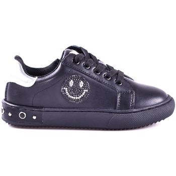 kengät Pojat Matalavartiset tennarit Holalà HS0033L0002J Musta